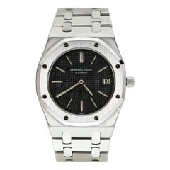 Audemars Piguet Stainless SteelRoyal Oak A Series with Certificat d'Authenticité