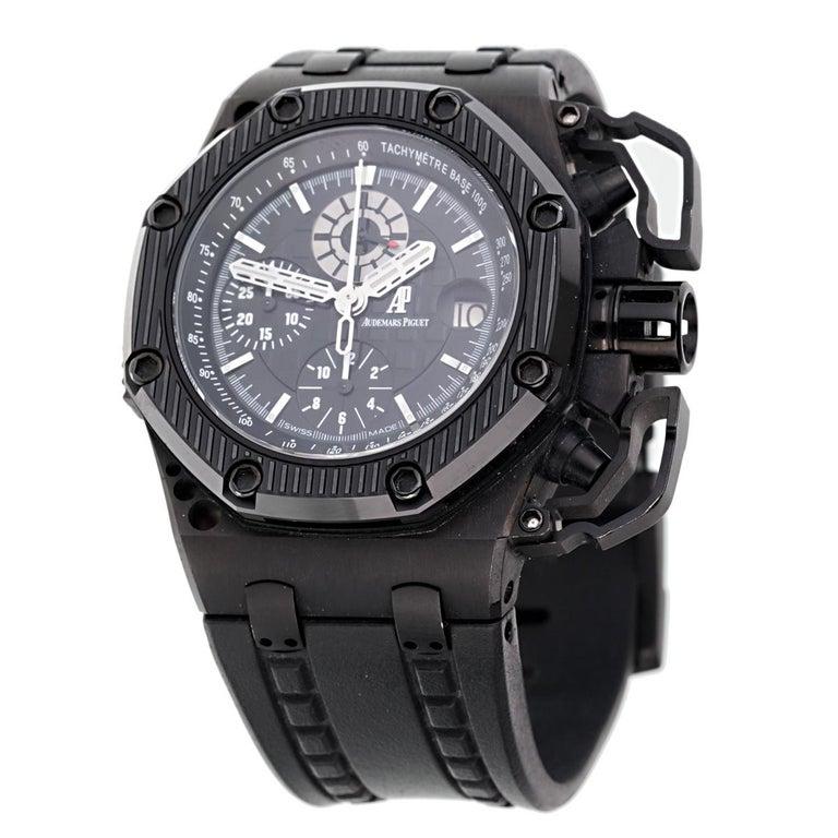 Audemars Piguet Survivor Limited Edition Watch For Sale