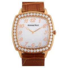 Audemars Piguet Tradition Extra Thin Gold Mother of Pearl 15337OR.ZZ.A810CR.01