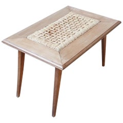 Audoux and Minet Ropework Table