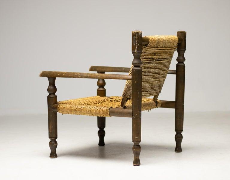 Audoux-Minet Armchair For Sale 2