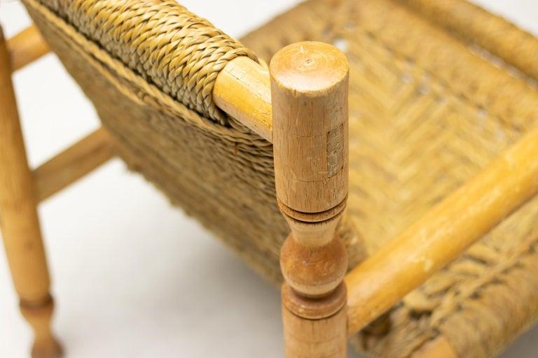 Audoux-Minet Armchair For Sale 1