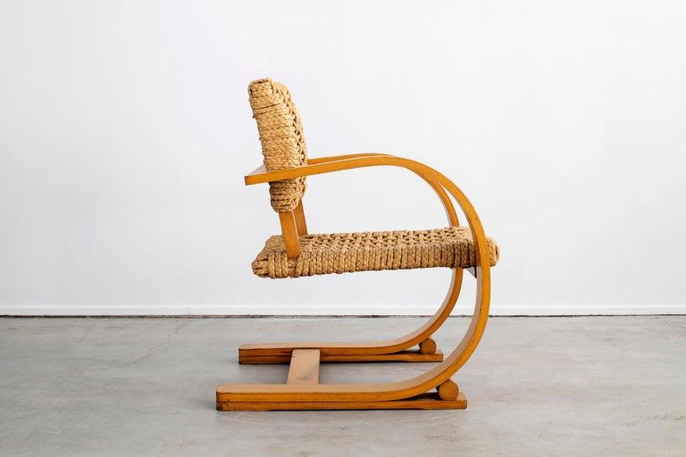 Audoux Minet Armchairs For Sale 5