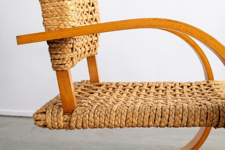 Audoux Minet Armchairs For Sale 7