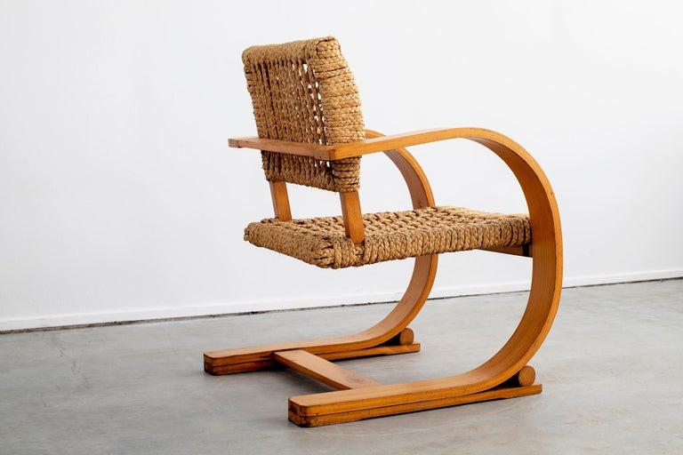 Audoux Minet Armchairs For Sale 8