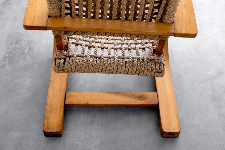 Audoux Minet Armchairs For Sale 10