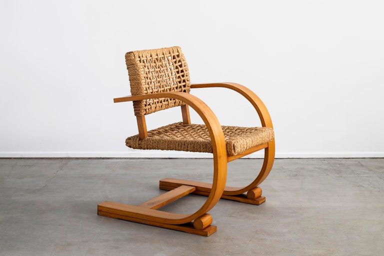 Audoux Minet Armchairs For Sale 1