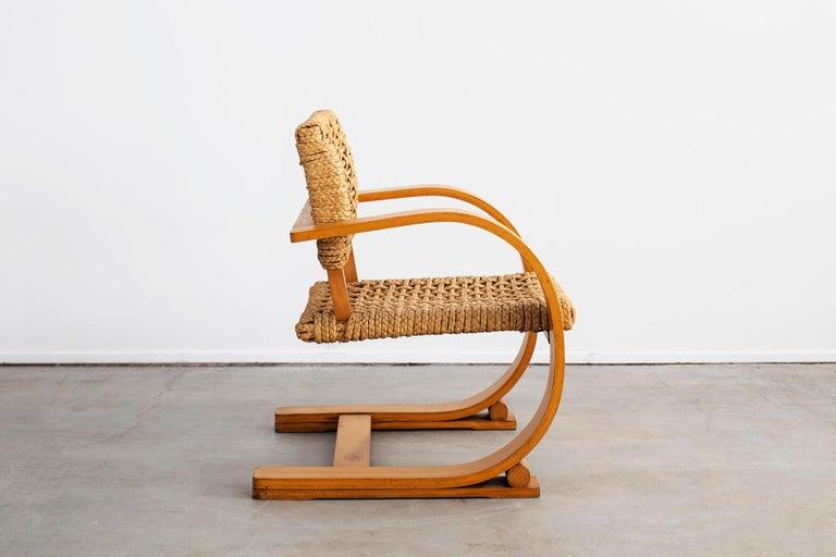 Audoux Minet Armchairs For Sale 2