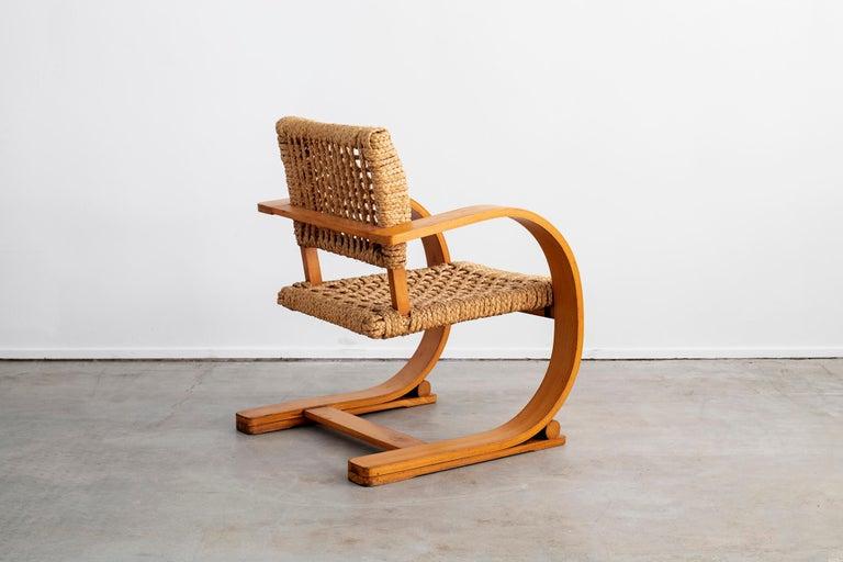 Audoux Minet Armchairs For Sale 3