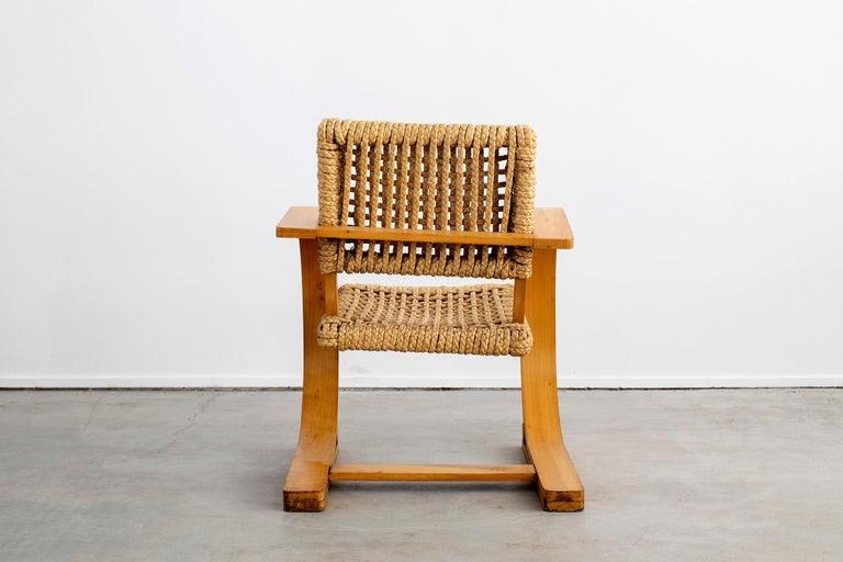 Audoux Minet Armchairs For Sale 4