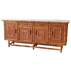 Audoux Minet attributed Sideboard
