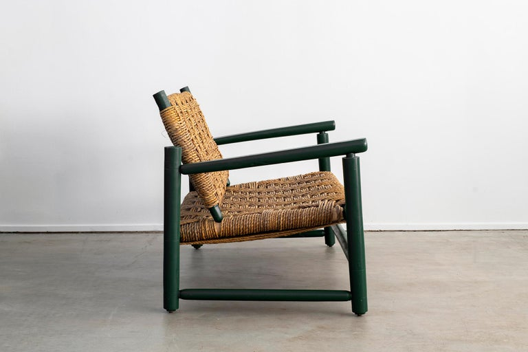 French Audoux Minet Bench For Sale