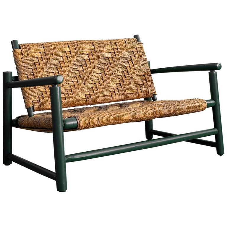 Audoux Minet Bench For Sale