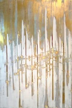 Rendezvous I- Gold Metallic Paint