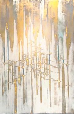 Rendezvous II- Gold Metallic Paint