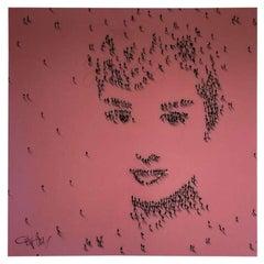 Audrey Hepburn by Craig Alan