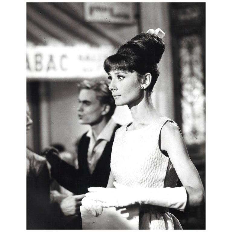 From the Personal Collection of Audrey Hepburn, Photo by Vincent Rossell, 1962 For Sale