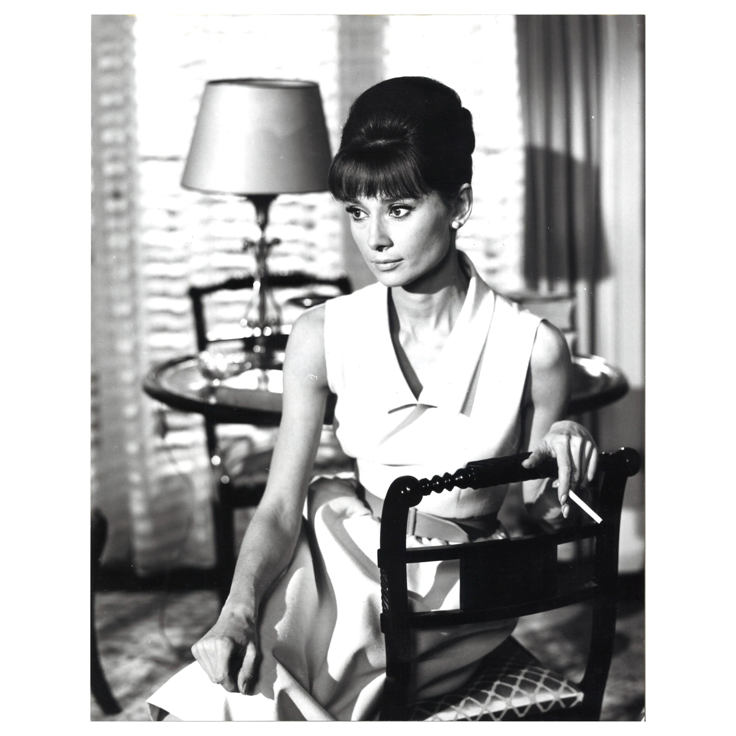 From the Personal collection of Audrey Hepburn, Photo by Vincent Rossell, 1962
