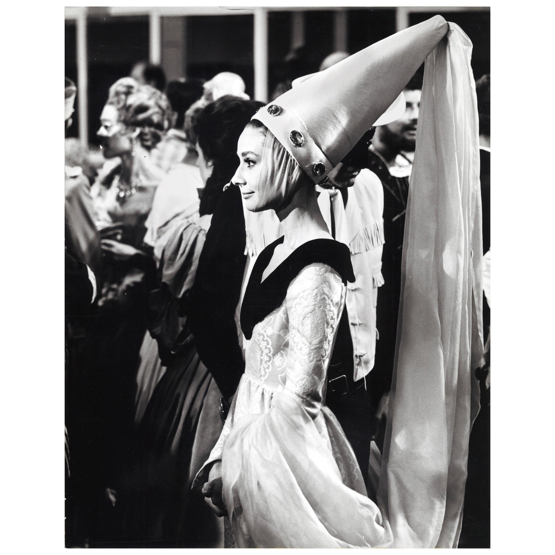 Audrey Hepburn, Vintage Photograph by Vincent Rossell, Paris, 1962