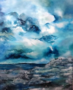 French Contemporary Art by Audrey Margeridon - Entre Mer & Nuages