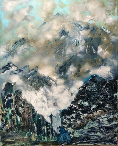 French Contemporary Art by Audrey Margeridon - Entre Montagne & Nuages