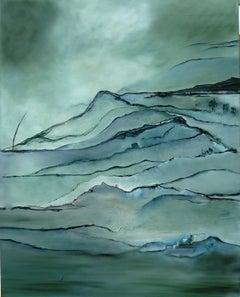 "French Contemporary Art by Audrey Margeridon - Les Visiteurs ""D'"