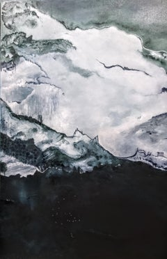 French Contemporary Art by Audrey Margeridon - Nuages en Blanc