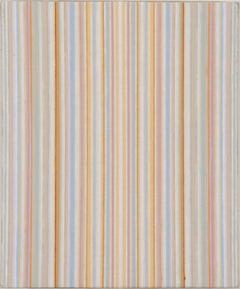Audrey Stone, So Sensitive, 2014, Minimalist Abstraction, Acrylic on canvas