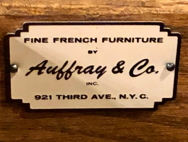 Auffray & Company, 18th Century Style Country French Sideboard / Buffet For Sale 9