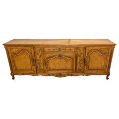 Auffray & Company, 18th Century Style Country French Sideboard / Buffet