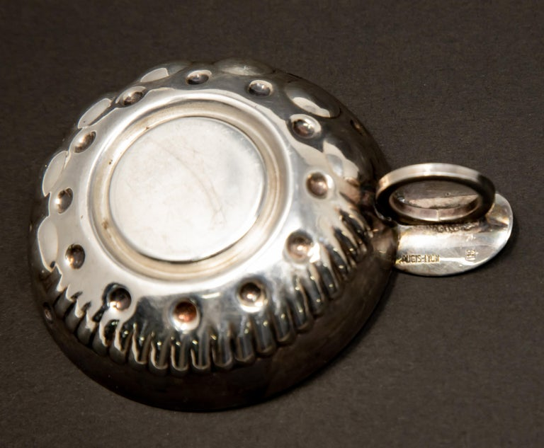 Other Augis-Lyon Sterling Silver Wine Taster For Sale