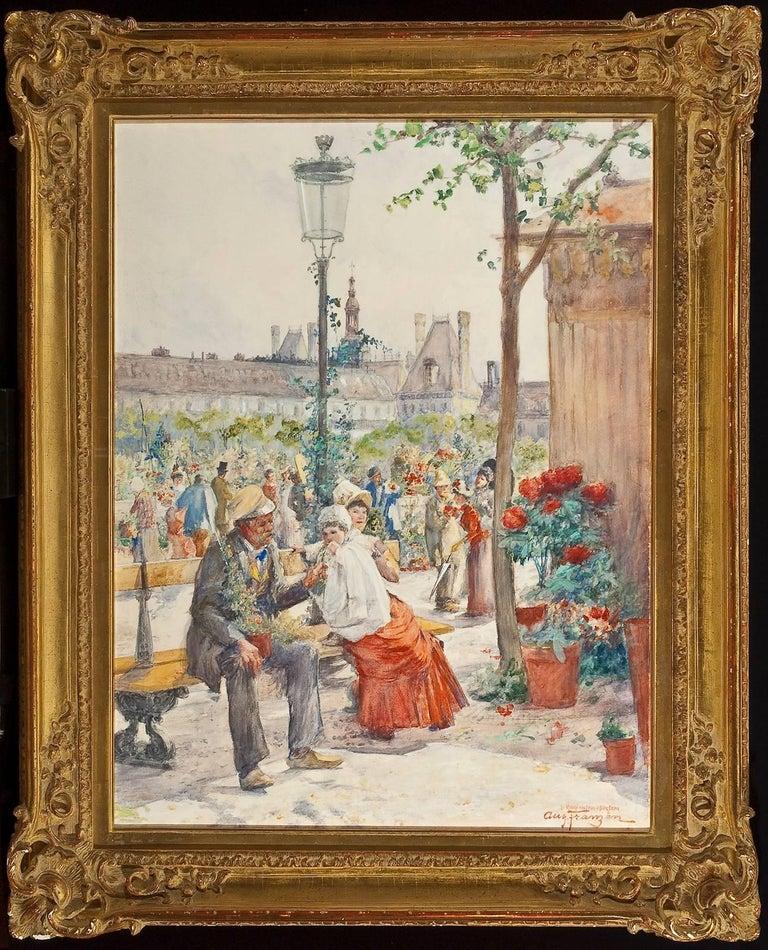 Le Marche aux Fleurs de Notre Dame For Sale 3