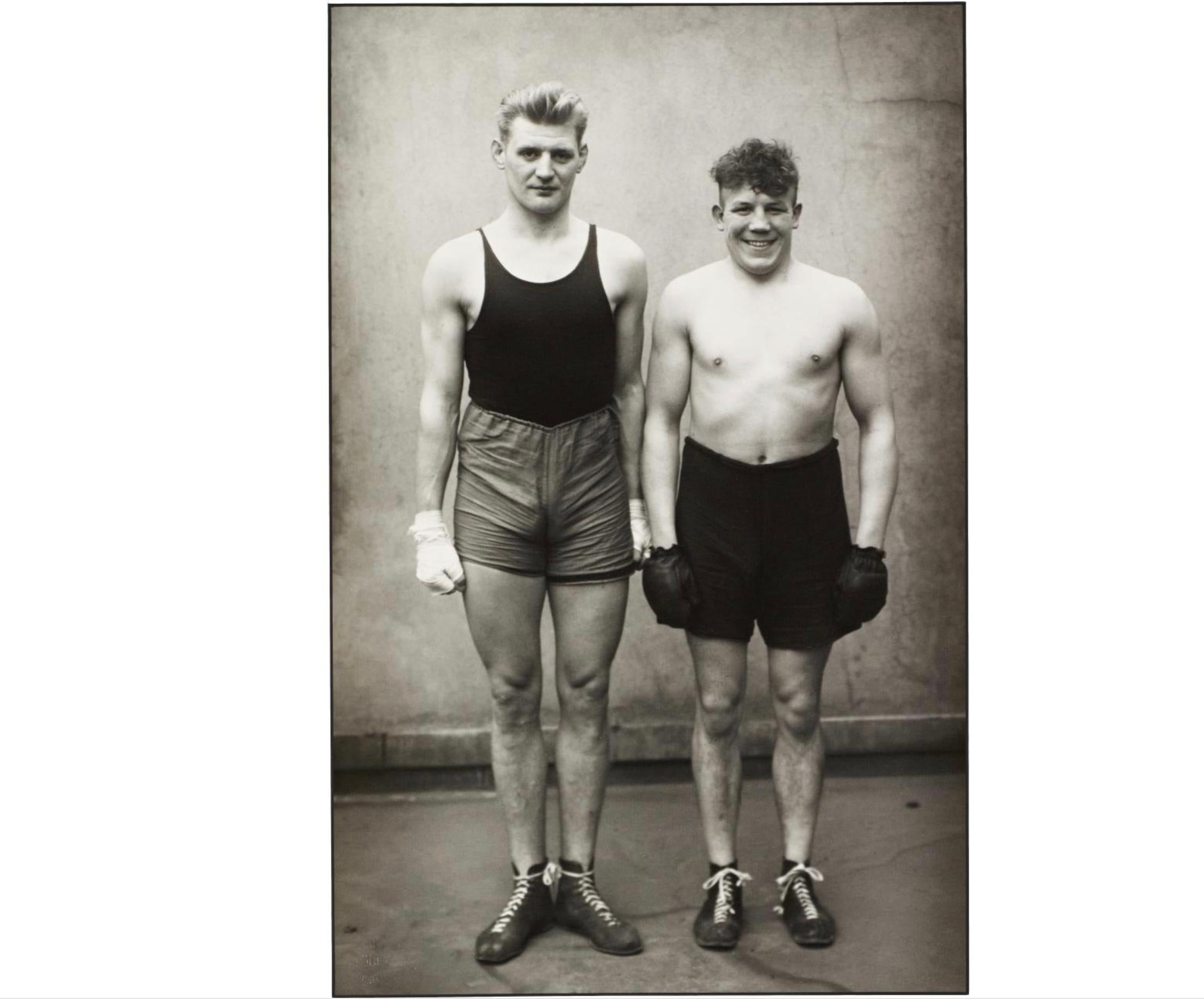 Boxers by August Sander