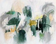 Cumberland Island by Augusta Wilson, Large Horizontal Abstract Painting