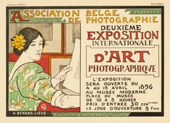 Second International Photographic Art Exhibition by Auguste Donnay, 1897