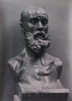 Buste de Jean-Paul Laurens (Bust of Jean-Paul Laurens)