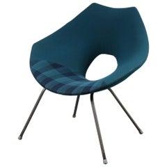 Augusto Bozzi Easy Chair for Saporiti, Italy, 1950