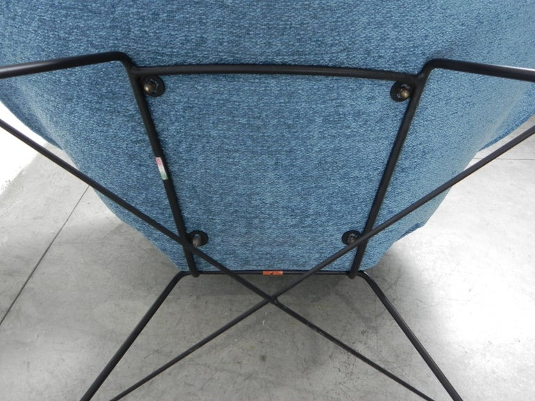 Augusto Bozzi Kosmos Chairs for Saporiti Italia For Sale 7