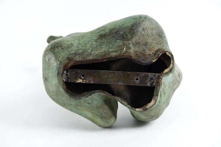 Augusto Ortega Escobedo Bronze Sculpture For Sale 6