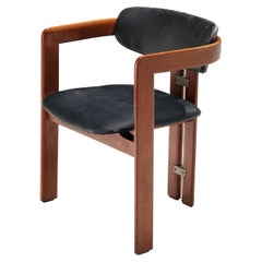 Augusto Savini for Pozzi 'Pamplona' Dining Chair