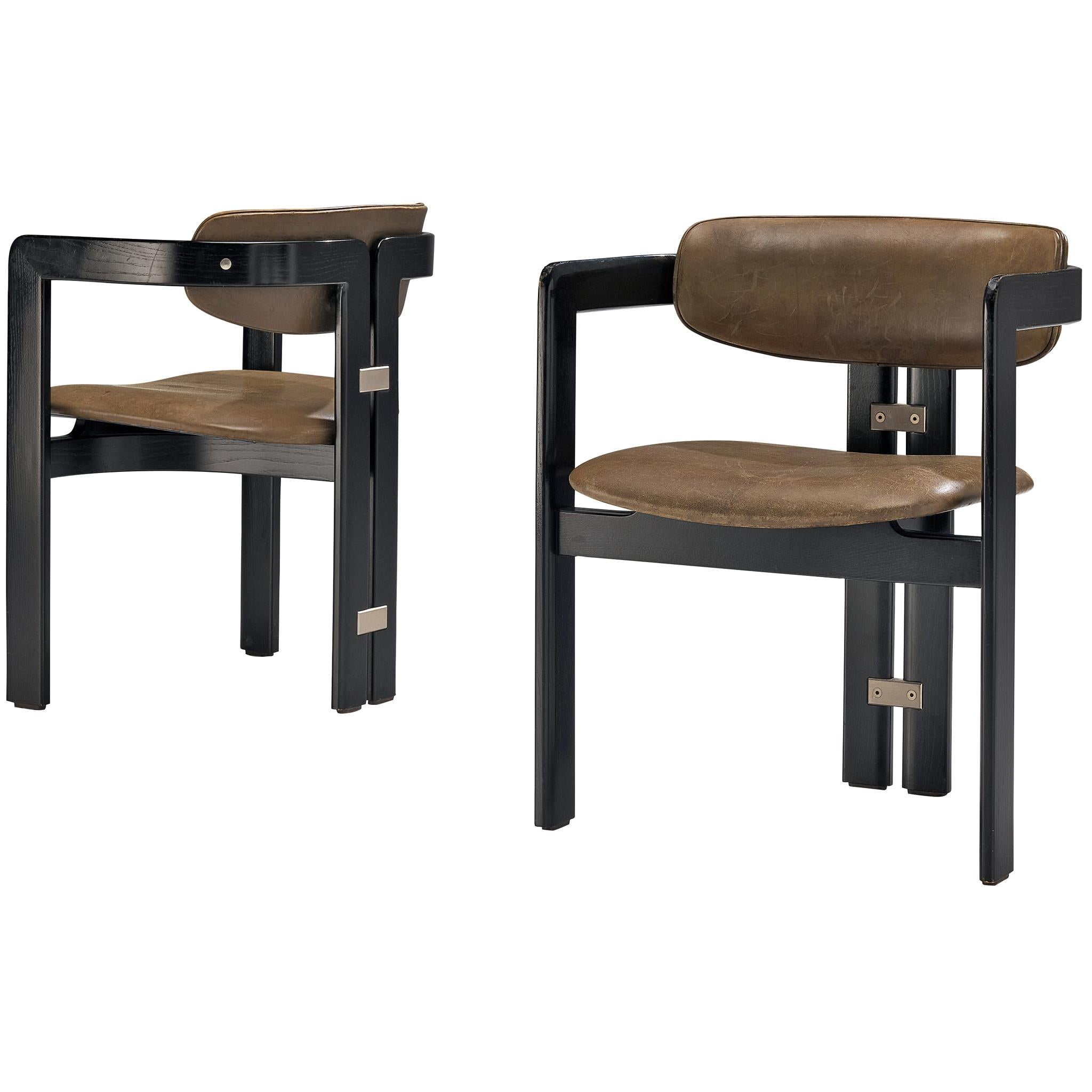 Augusto Savini 'Pamplona' Dining Chairs