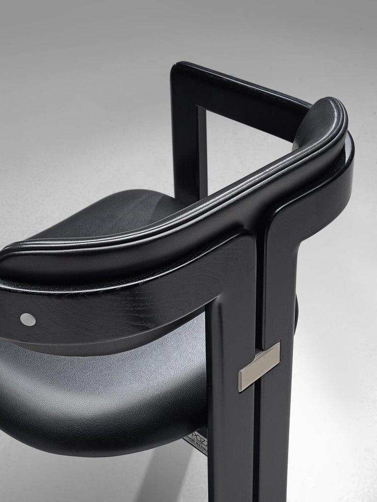 Augusto Savini Set of Eight 'Pamplona' Chairs For Sale 2