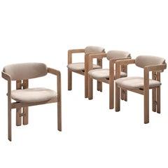 Augusto Savini Set of Four Customized 'Pamplona' Chairs