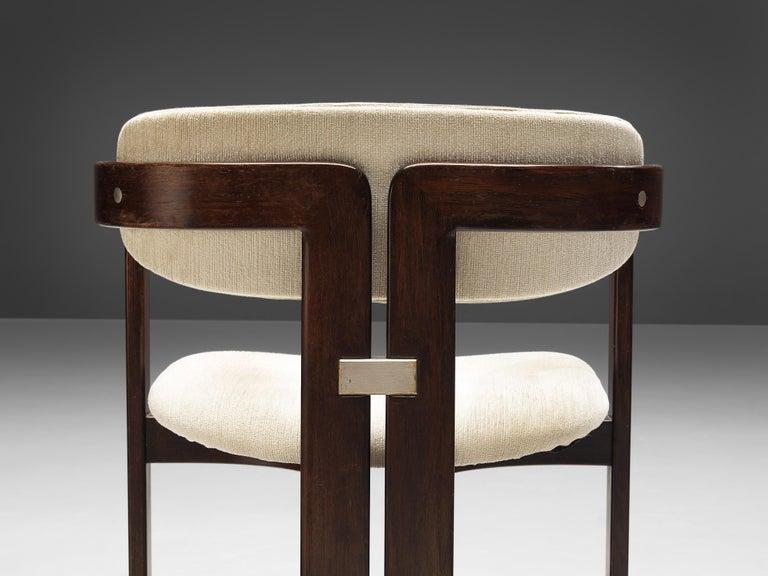Mid-Century Modern Augusto Savini Set of Six 'Pamplona' Dining Chairs For Sale
