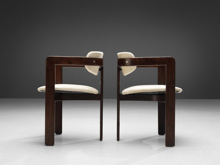 Augusto Savini Set of Six 'Pamplona' Dining Chairs For Sale 1
