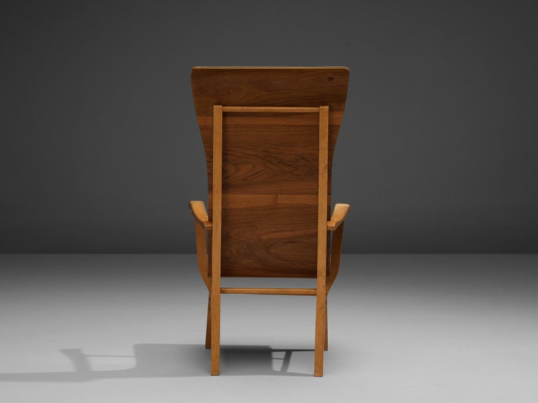 Auke Komter Very Rare Armchair for Metz & Co For Sale 5
