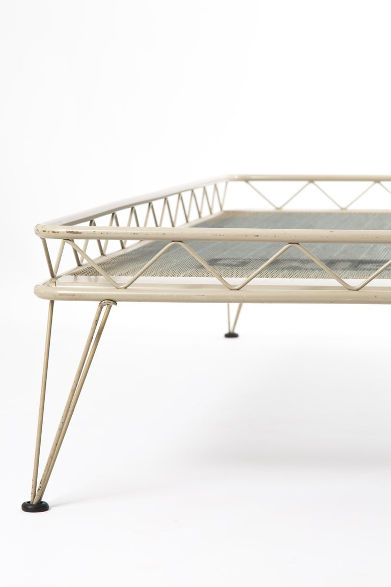 Auping Arielle Bed Daybed Wim Rietveld Dutch Industrial Design For Sale 9