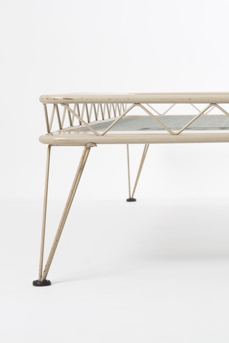 Mid-20th Century Auping Arielle Bed Daybed Wim Rietveld Dutch Industrial Design For Sale