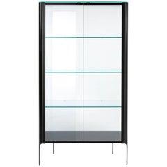 Aura Shelf in Glass by Patrick Jouin for Fiam