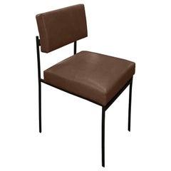 Aurea Brown Chair by CTRLZAK Studio and Davide Barzaghi